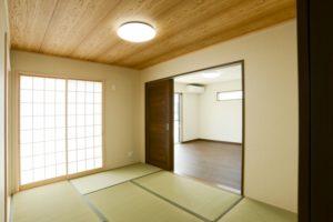 和室の廻縁の例の写真
