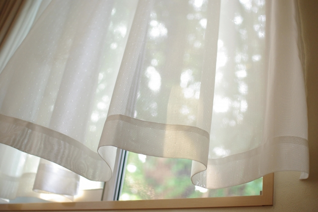 風通しの良い窓の写真